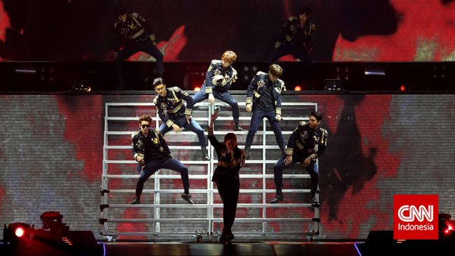 Atlet Diajak 'Party' dalam Konser Penutupan Asian Games 2018