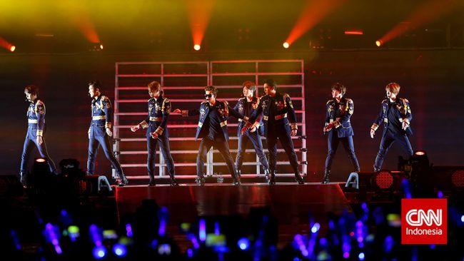Leeteuk 'Super Junior' Bangga Sepak Bola Korsel Menang