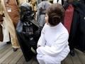 Meniru Gaya Cepol Dua Ikonik Princess Leia