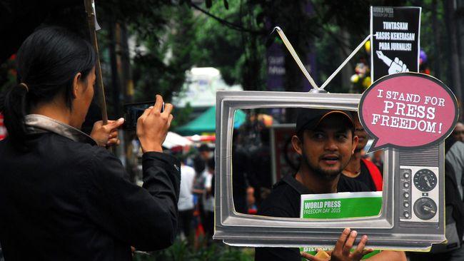 AJI Kecam Pengaduan Tiga Media ke Polisi oleh Aris Budiman