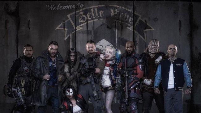 Sutradara Sediakan Terapis untuk Penjahat 'Suicide Squad'