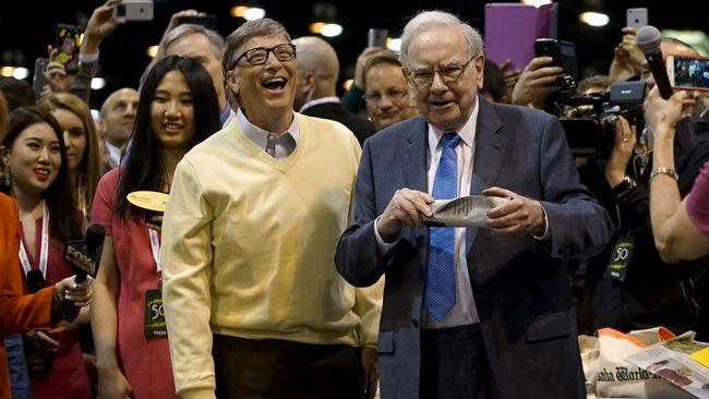Bill Gates (Masih) Orang Paling Kaya di Planet Bumi