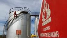 AS Perketat Sanksi Iran, Harga Minyak Menguat 2 Persen