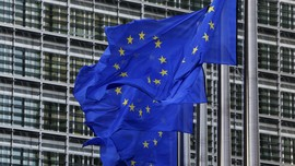 Uni Eropa Bantu Rp1,3 Miliar untuk Korban Tsunami Selat Sunda