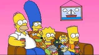 BTS Dapat 'Promo' di Serial Kartun 'The Simpsons'
