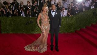 Ahli Gizi Buka Rahasia Bokong Seksi Beyonce di Met Gala