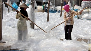 Produsen Plastik Namasindo Digugat Penundaan Bayar Utang