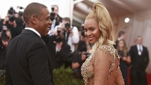 Menguak Makna Busana Beyonce-Jay Z di Video Musik 'Apes**t'