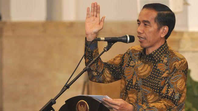 Jokowi Kaget Terima Laporan Soal Kondisi Pengawasan Internal