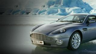 Gerai Aston Martin di Menteng Jual Mobil James Bond Rp 8,9 M