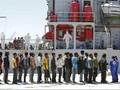 Perancis dan Italia Berdebat soal Pencari Suaka