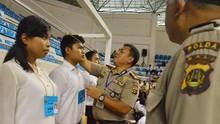 Polri Tunda Rekrutmen Anggota di Tengah Wabah Corona