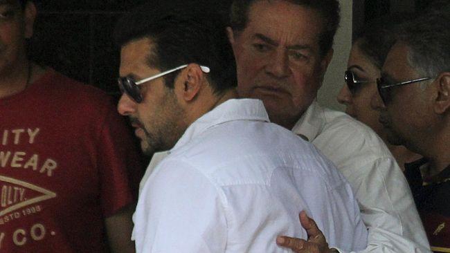 Sederet Kasus Hukum Salman Khan sebelum Vonis Penjara