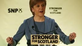 Menteri Pertama Skotlandia Akan Bertemu dengan Presiden UE