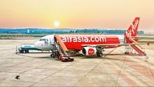Wabah Corona, AirAsia Indonesia Setop Terbang Mulai 1 April