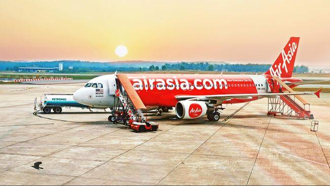 Pilot Salah, AirAsia Tujuan Malaysia Mendarat di Melbourne