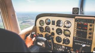 35 Menit Mengudara, Pilot di India Dapat Sertifikat Terbang