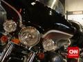 Harley Davidson Diduga Diselundupkan Lewat Pesawat Garuda