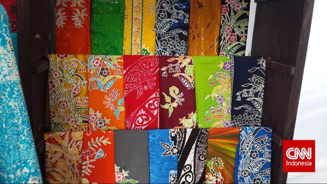 Gajah Oling Makna Mendalam Batik Khas Banyuwangi