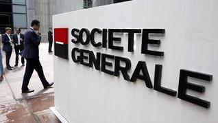 Bank Terbesar Ketiga di Perancis Bakal Pangkas 1.600 Pekerja