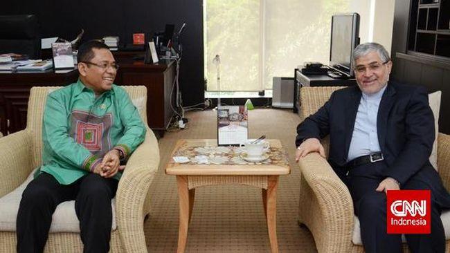 Menperin Ajak Pemodal Iran Investasi di Indonesia