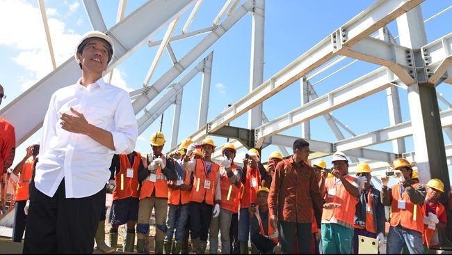 Jokowi Izinkan Jurnalis Asing Meliput ke Papua
