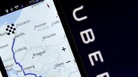 SoftBank Sukses Caplok Uber