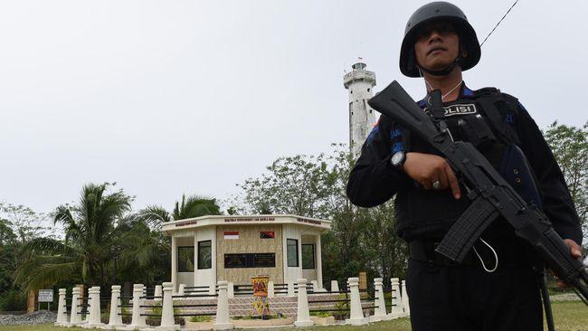 OPM Sandera Dua Warga Indonesia di Papua Nugini
