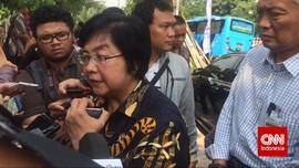 Menteri Siti Minta DPR Buat Kebijakan Ramah Lingkungan