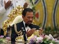 Temui Jokowi, Sultan Brunei Bahas Perlindungan Pekerja Migran