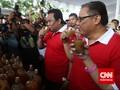 Soal Reshuffle, Menteri Perdagangan Rachmat Gobel Bela Diri