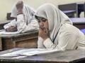 Menteri Lukman Pantau Ujian Nasional di Madrasah