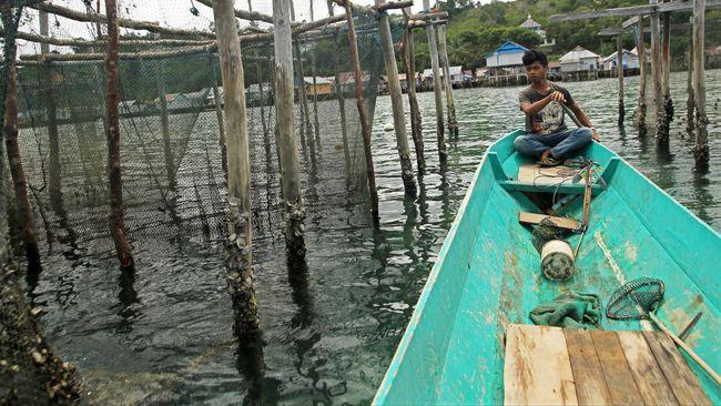 Kadin Gandeng Pengusaha Keramba Jaring Apung di Sulsel 2019