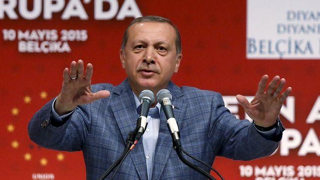 Erdogan Soal Tragedi Mina: Jangan Salahkan Arab Saudi