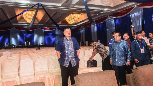 Di Depan Jokowi, SBY Nyatakan Tiga Sikap