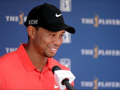 Tiger Woods Ditahan karena Mabuk saat Berkendara