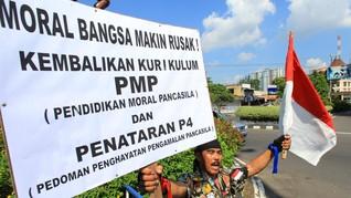 Kemendikbud Racik Panduan Ajar PMP 'Zaman Now'