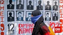 KIP Tolak Permohonan Informasi Pegiat HAM soal Prabowo