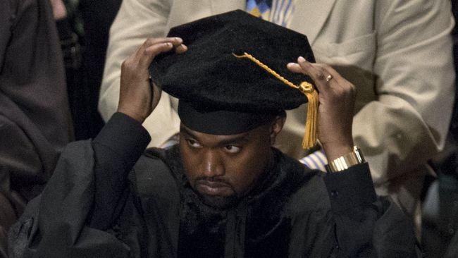 Kanye West Ingin Bebas dari 'Ikatan' dengan Label