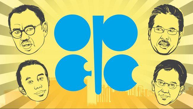 Jokowi Izinkan Menteri ESDM Bawa Indonesia Masuk OPEC Lagi