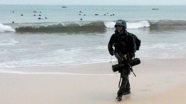 Pengintai Tempur TNI Punya Kemampuan Operasi di Segala Medan