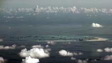 AS-Inggris Latihan Militer Gabungan Perdana di LCS
