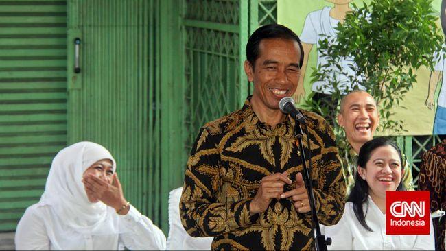 Urus Pernikahan Anak, Jokowi Batal Resmikan Kawasan Wisata
