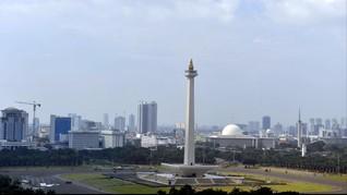 Asa HUT ke-492 Jakarta, Jadi Kota Pintar Bak Tokyo dan Seoul