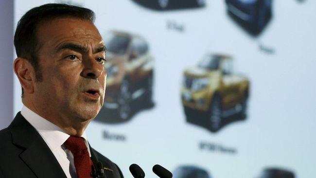 Dewan Direksi Nissan Tunjuk Bos Renault Gantikan Carlos Ghosn