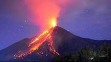 BPH Migas dan BMKG Koordinasi Pantau Kondisi Gunung Api