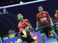 Ahsan/Hendra Menang, Indonesia Unggul 1-0 Atas Denmark