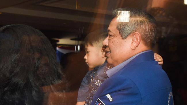 SBY Jadi Ketua Umum Disebut Buah dari Musibah Besar