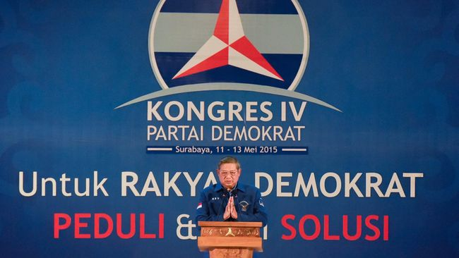 10 Rekomendasi Partai Demokrat untuk Presiden Jokowi
