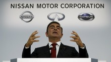 Mitsubishi Motors Usul 'Tendang' Carlos Ghosn